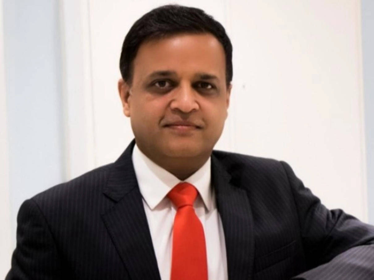 Abhay Agarwal Piper: Abhay Agarwal: Some of the big names in healthcare and diagnostics should be in your portfolio