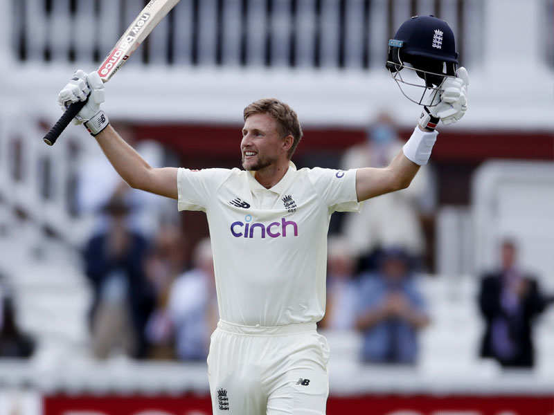 Joe Root scored his 22nd Test century: Joe Root set several records at Lord's