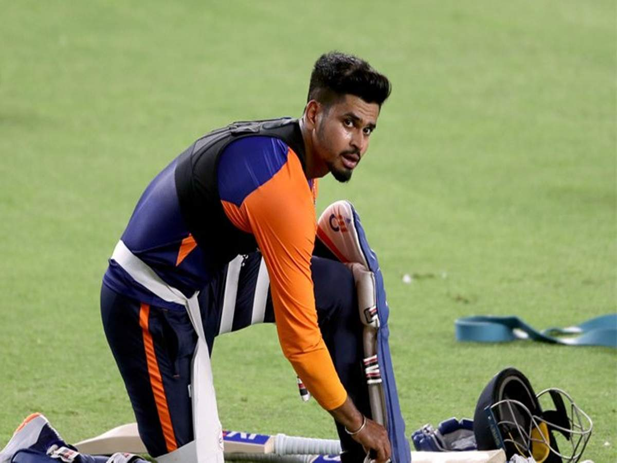 Shreyas Iyer in IPL 20201: Team India's lion returns to the field, roar will be heard in IPL: Shreyas Iyer is fit to train alone again in front of Delhi Capitals team in Dubai