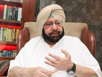 Chief Minister Amarinder Singh: Punjab Chief Minister Amarinder Singh said that the situation in Afghanistan is not a good sign for India