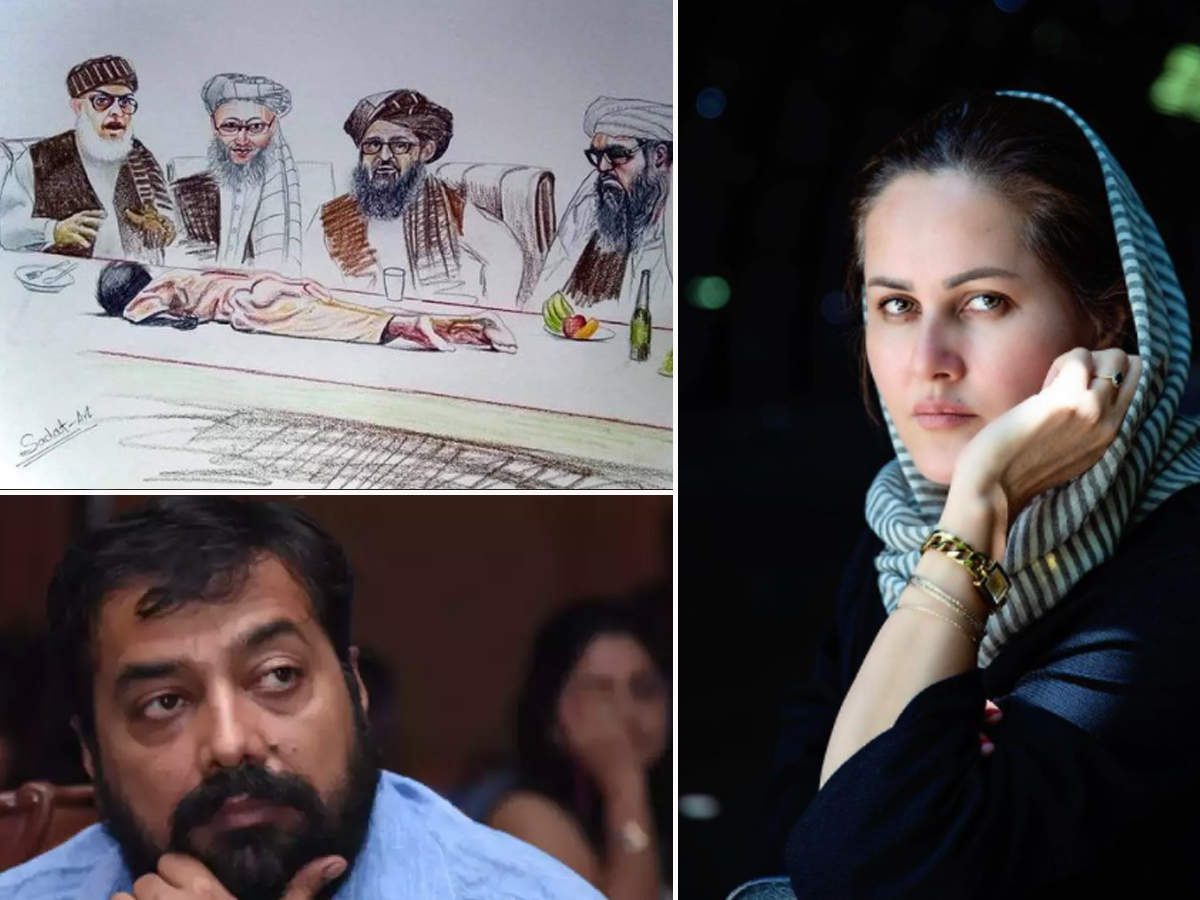 Anurag Kashyap on the crisis in Afghanistan: Anurag Kashyap shares open letter to filmmaker Sahara Karimi about the crisis in Afghanistan