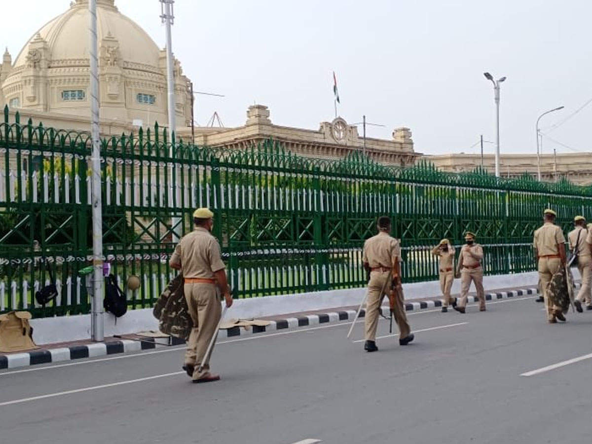 Rainy session of UP Legislative Assembly from today