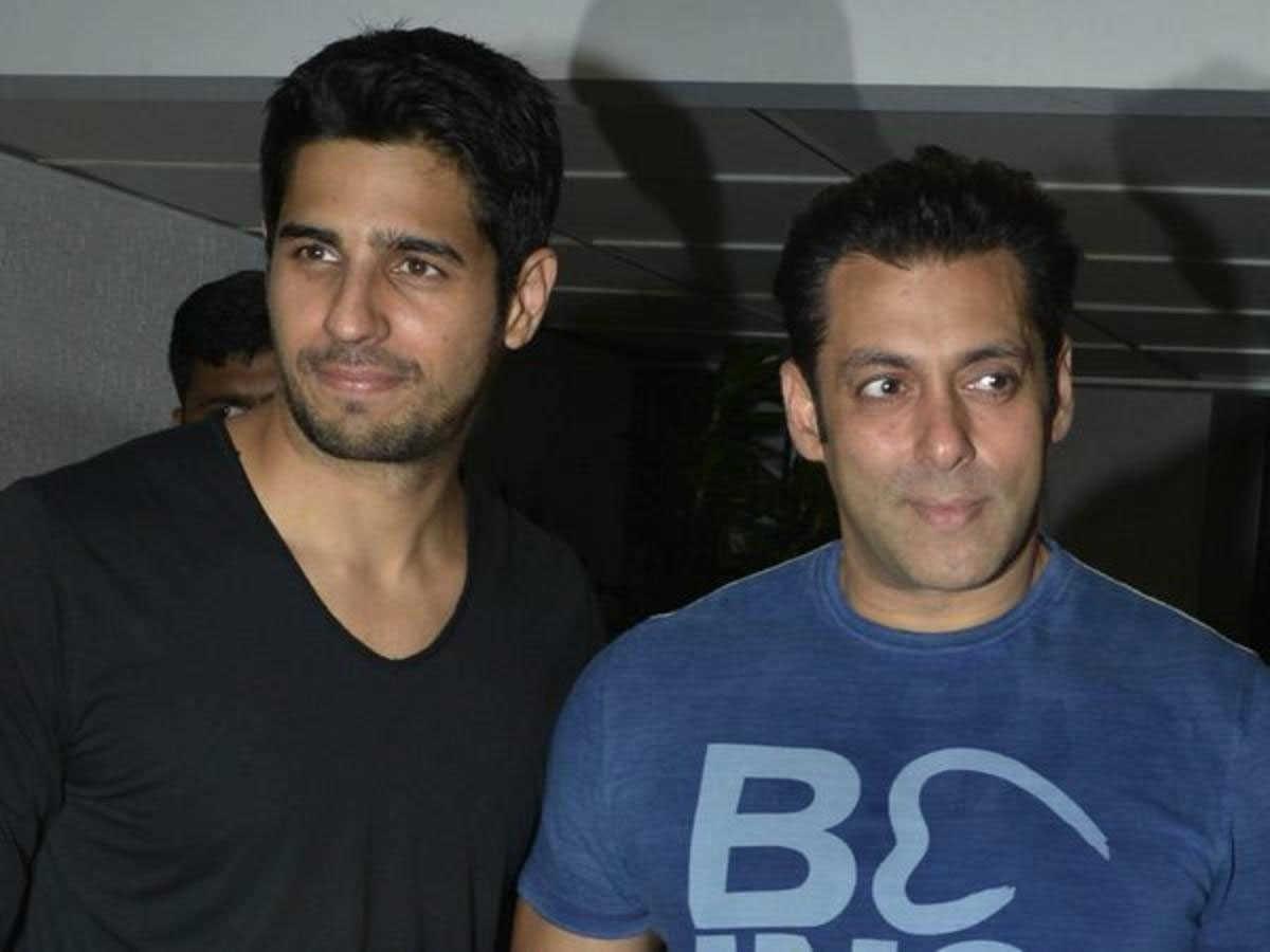 Salman Khan wanted to see 'Sher Shah', not actor Siddharth Malhotra