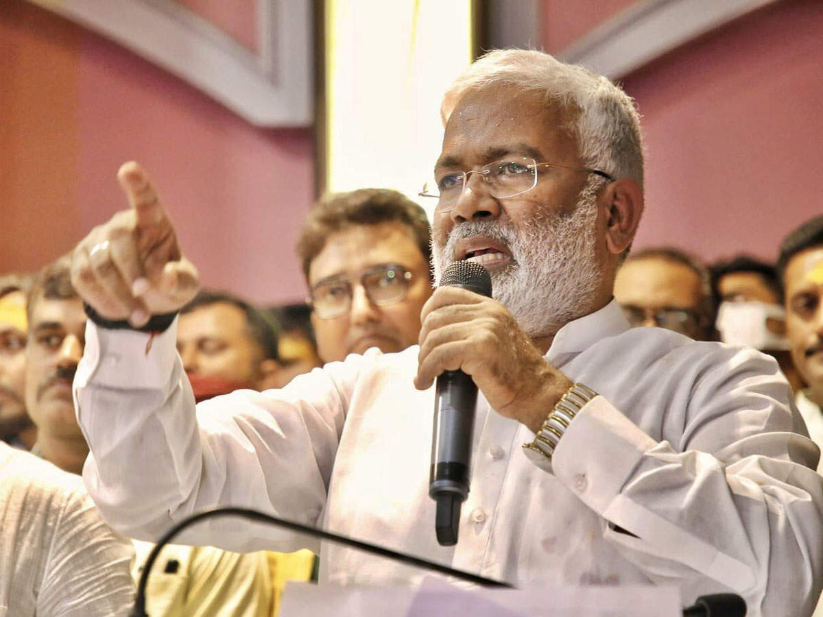 Kanpur News: Before the UP elections, the BJP state president said – if being a Hindu is racist then I am a racist – BJP state said that if being a Hindu is racist then I am a racist