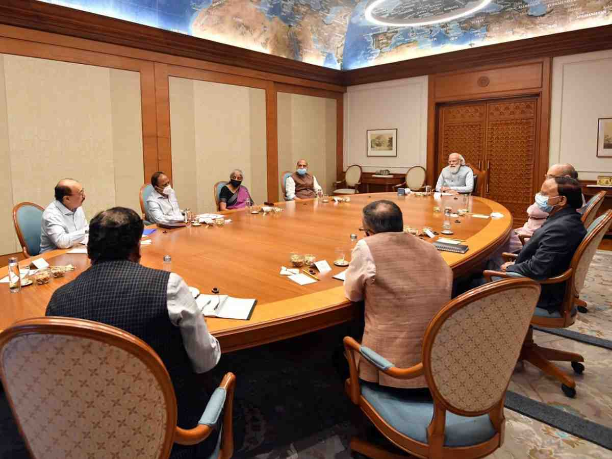 Prime Minister Modi convened a CCS meeting on the crisis in Afghanistan