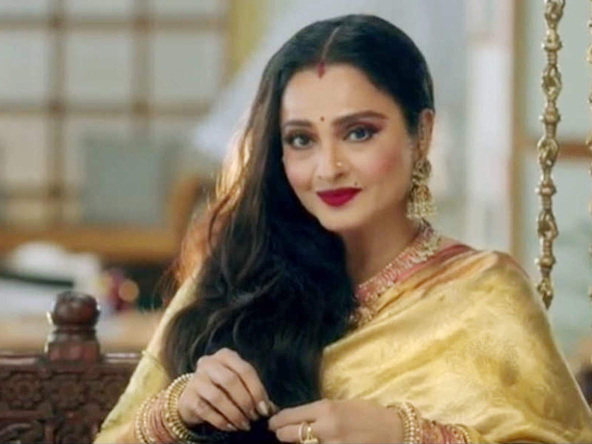 Rekha in Bigg Boss OTT: Actress Rekha will enter a special role as the voice of the tree of fortune – Actress Rekha's entry in Bigg Boss OTT?  He will be seen in this role with Salman