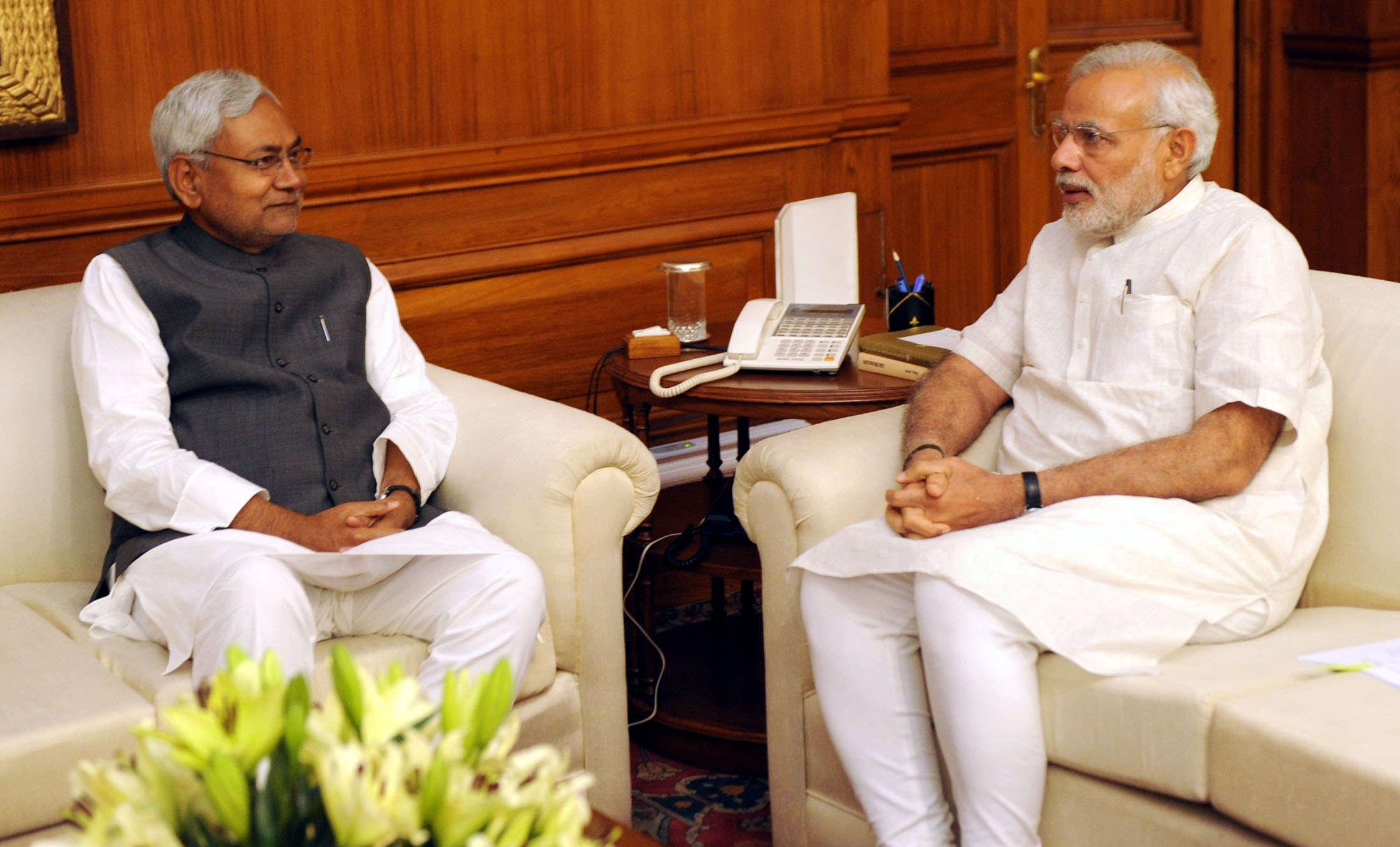 Bihar News: Finally, Chief Minister Nitish Kumar got time to meet Prime Minister Narendra Modi on the caste census