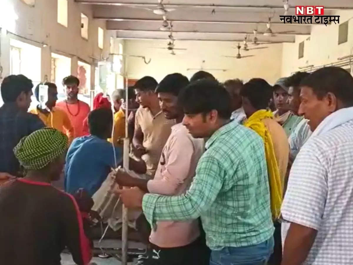 Rajasthan News: Rajasthan's Dholpur Me Election Ranjish Me Firing