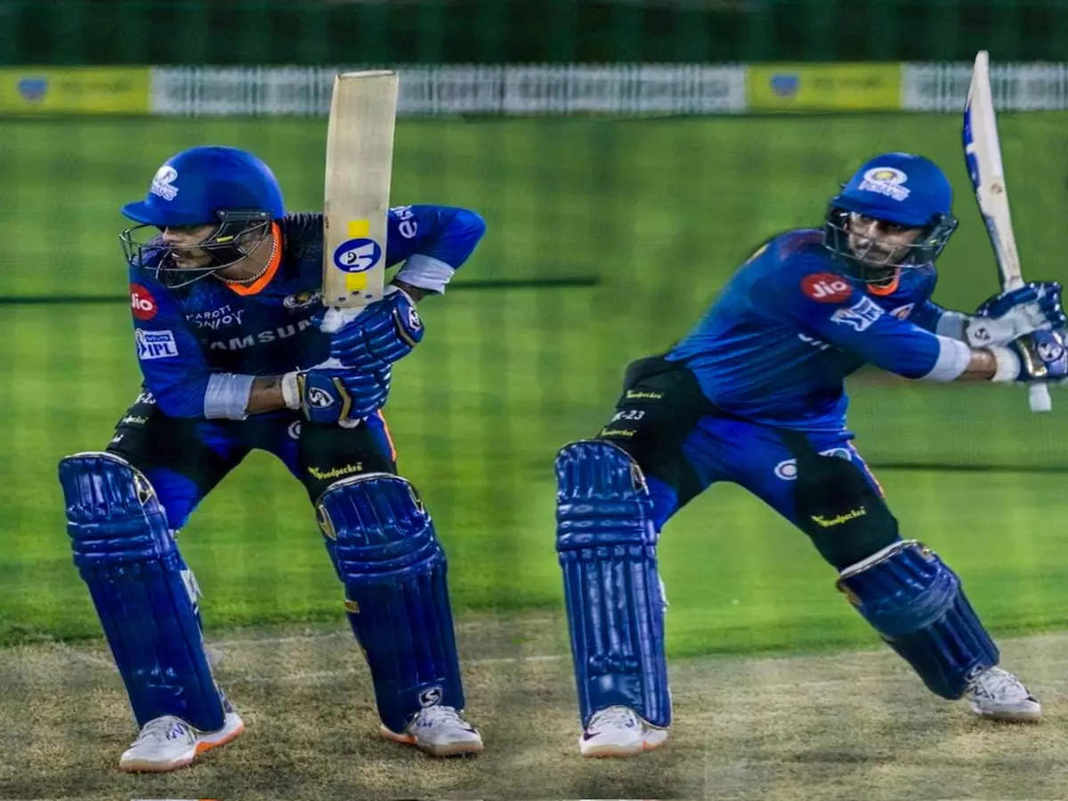 Mumbai Indians: IPL 2021: Ishan Kishan ready for aerial fire, Dhoni's first match against CSK for Mumbai Indians