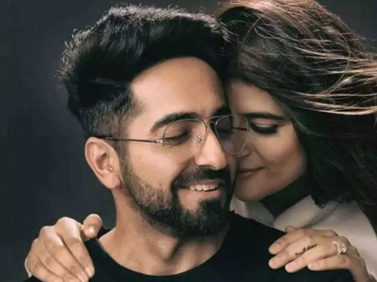 Ayushman Khurana Tahira Kashyap Bollywood: Ayushman Khurana-Tahira Kashyap watched 'Ashok' 11 times, 'Picture' was playing in different theaters in full theater