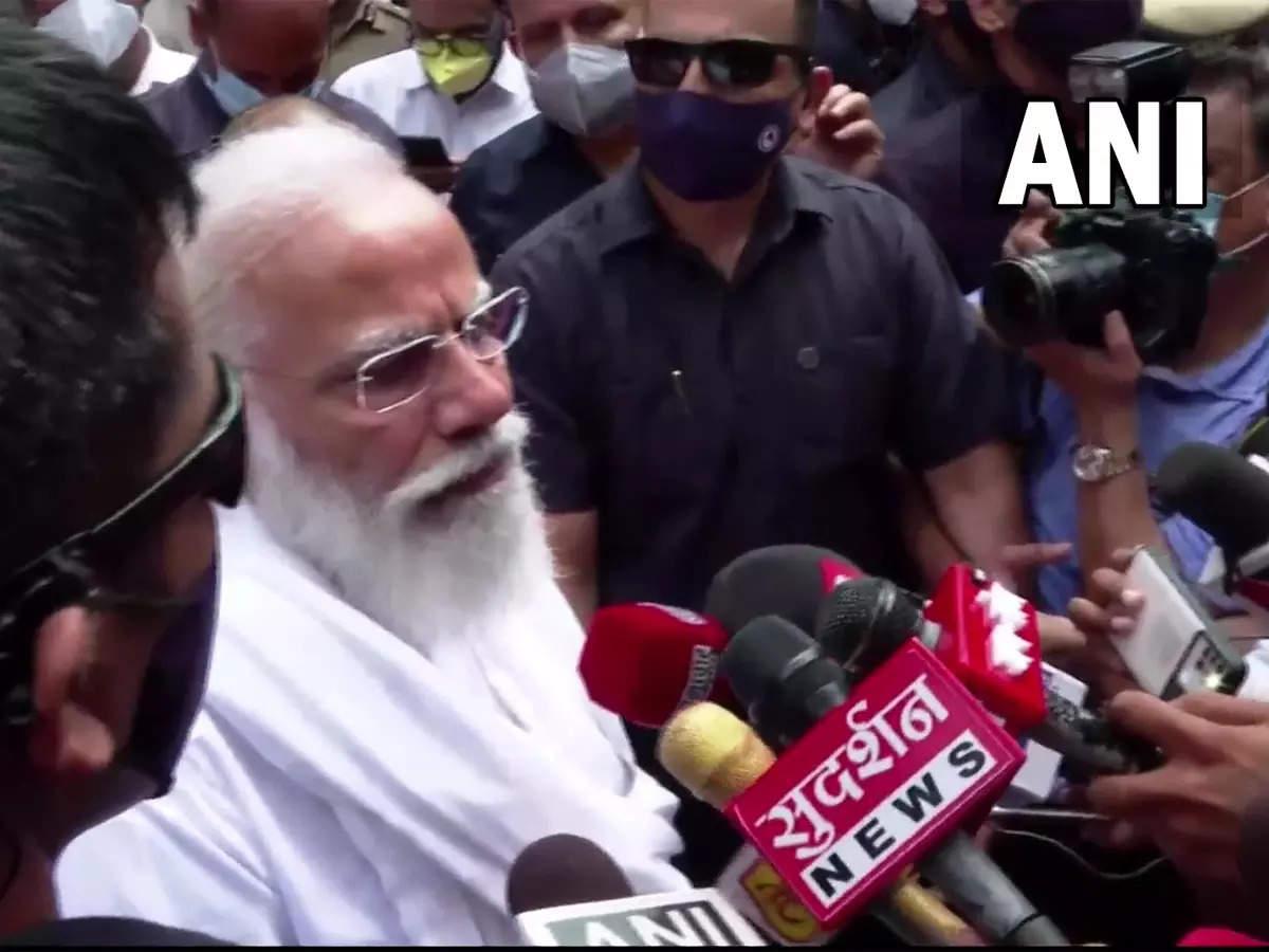 Kalyan Singh and Narendra Modi: Kalyan Singh News: Prime Minister Modi paid tributes to Kalyan Singh