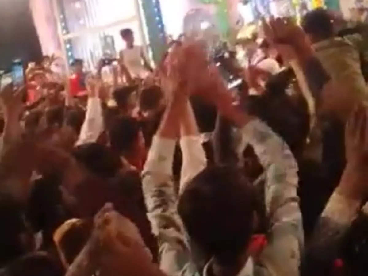 Ten arrested in Ujjain: Ujjain News: Ten arrested in Ujjain for chanting pro-Pakistan slogans, four accused