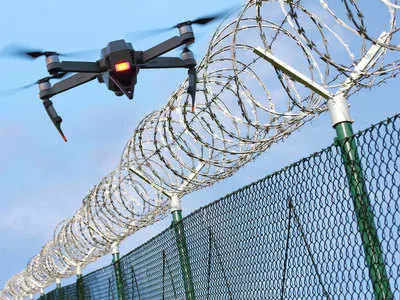Drone attack on local: Drone in Jammu: Drone spotted in Aranya sector of Jammu, BSF jawans fired, ran towards Pakistan