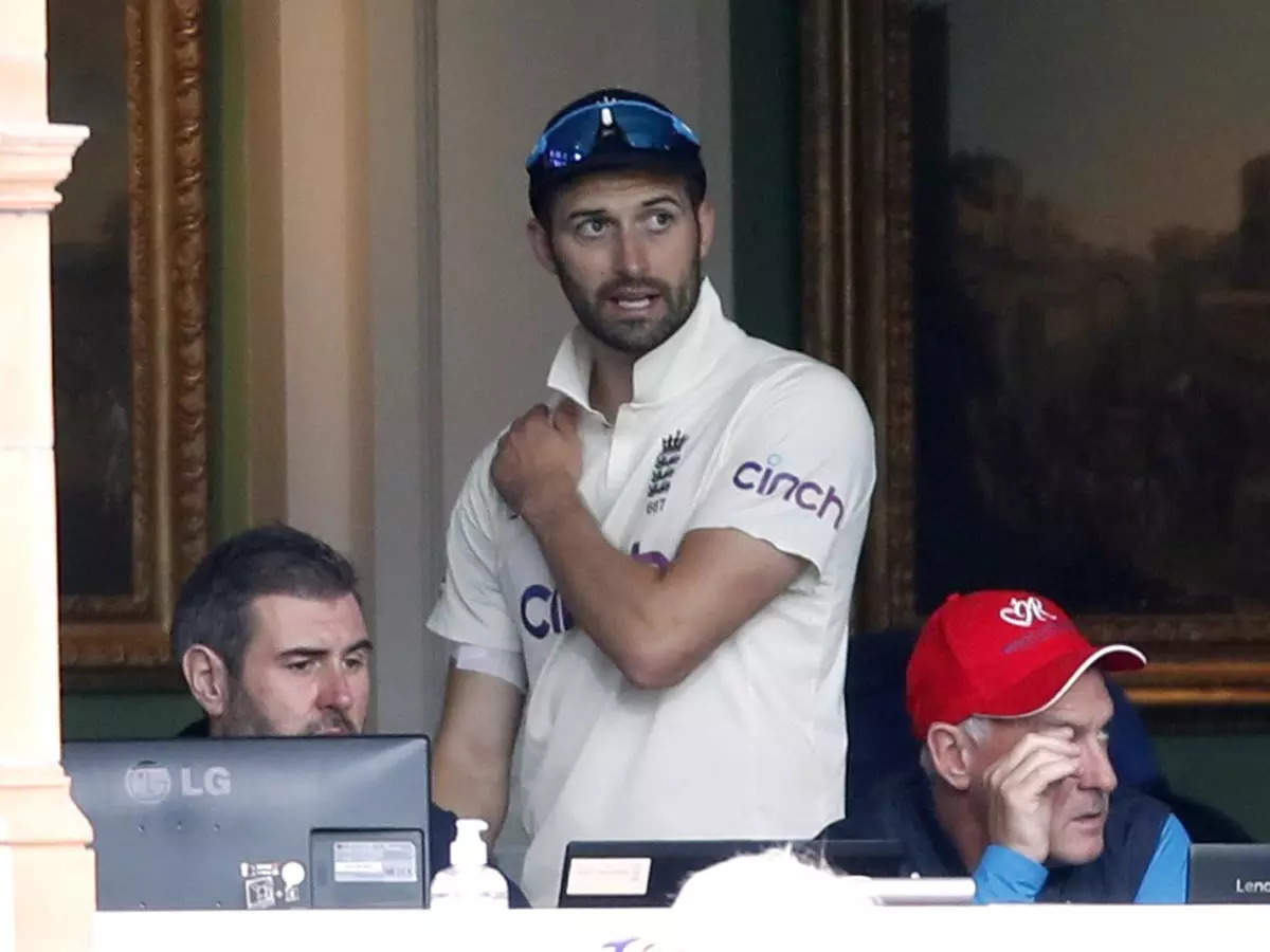 Mark Wood injured: Mark Wood dropped out of third Test against India;  Mark Wood out of the third Test against India