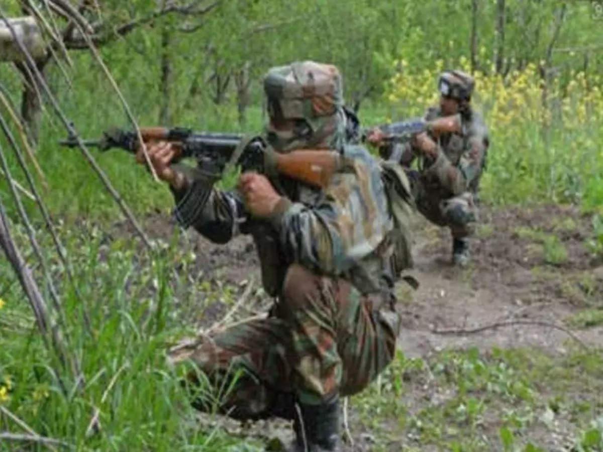 Srinagar clash: Security forces kill 2 militants in Srinagar clash in Kashmir