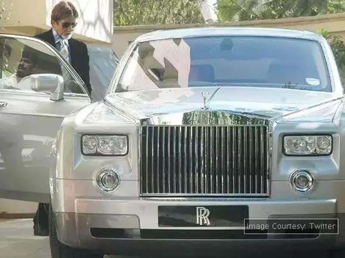 Amitabh Bachchan's Rolls Royce Phantom seized: Amitabh Bachchan's Rolls Royce Phantom seized by Bangalore Transport Department Salman Khan driver fails to produce valid documents