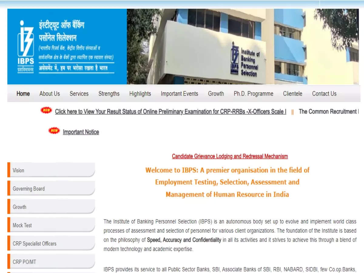 ibps.in: IBPS RRB PO Results 2021: How to check IBPS RRB PO Preliminary Results, find out when the main exam?  – ibps rrb po 2021 results announced for main exam on ibps.in, steps to check