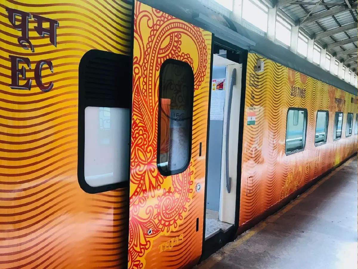 Bihar News: Patna Rajdhani Express Tejas will be a more comfortable journey before the rake: Passengers of Patna Delhi Rajdhani Express will experience Tejas …