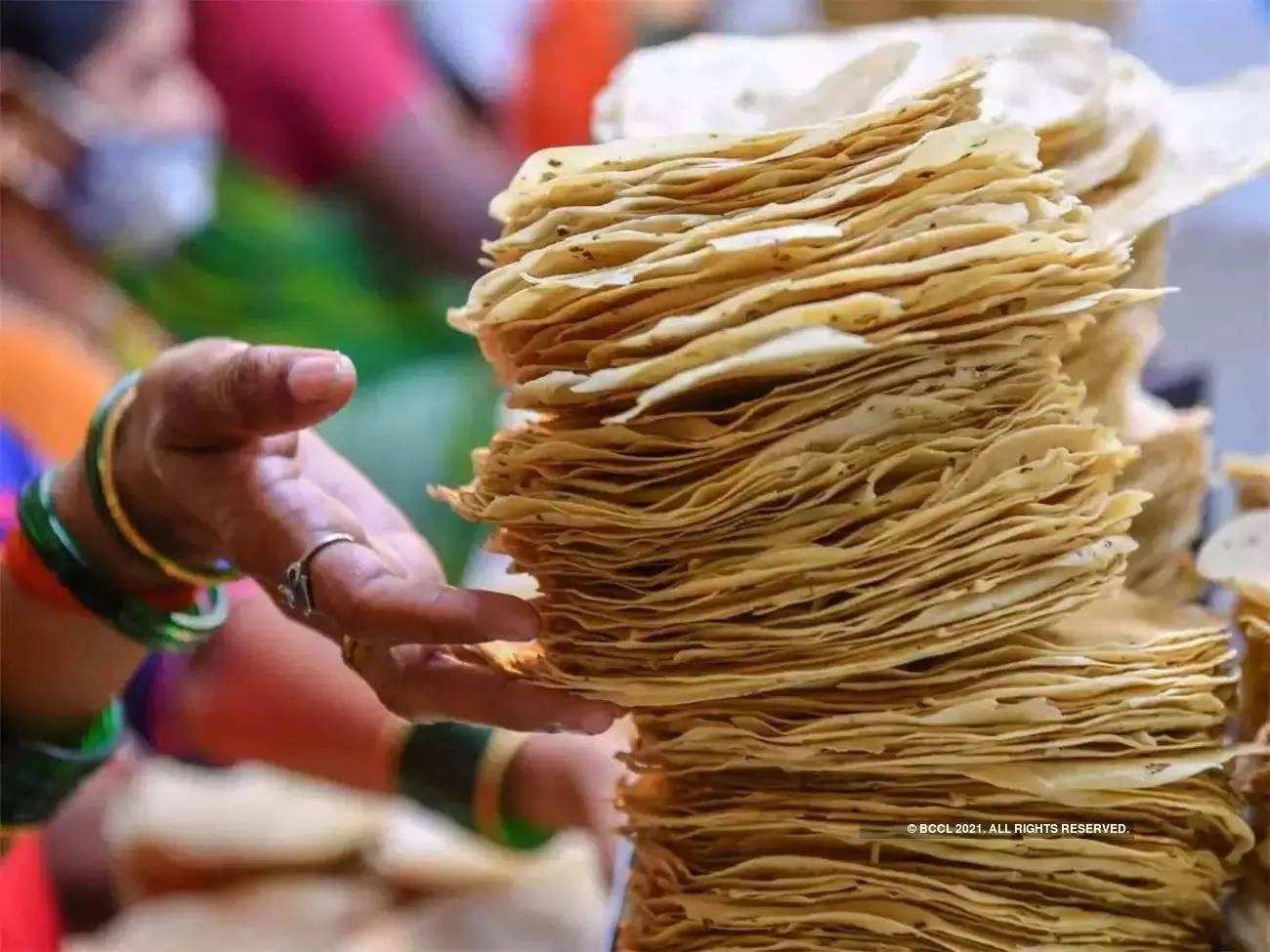 If the papad turns from round to square, the tax fund changes, find out what the GST rules are