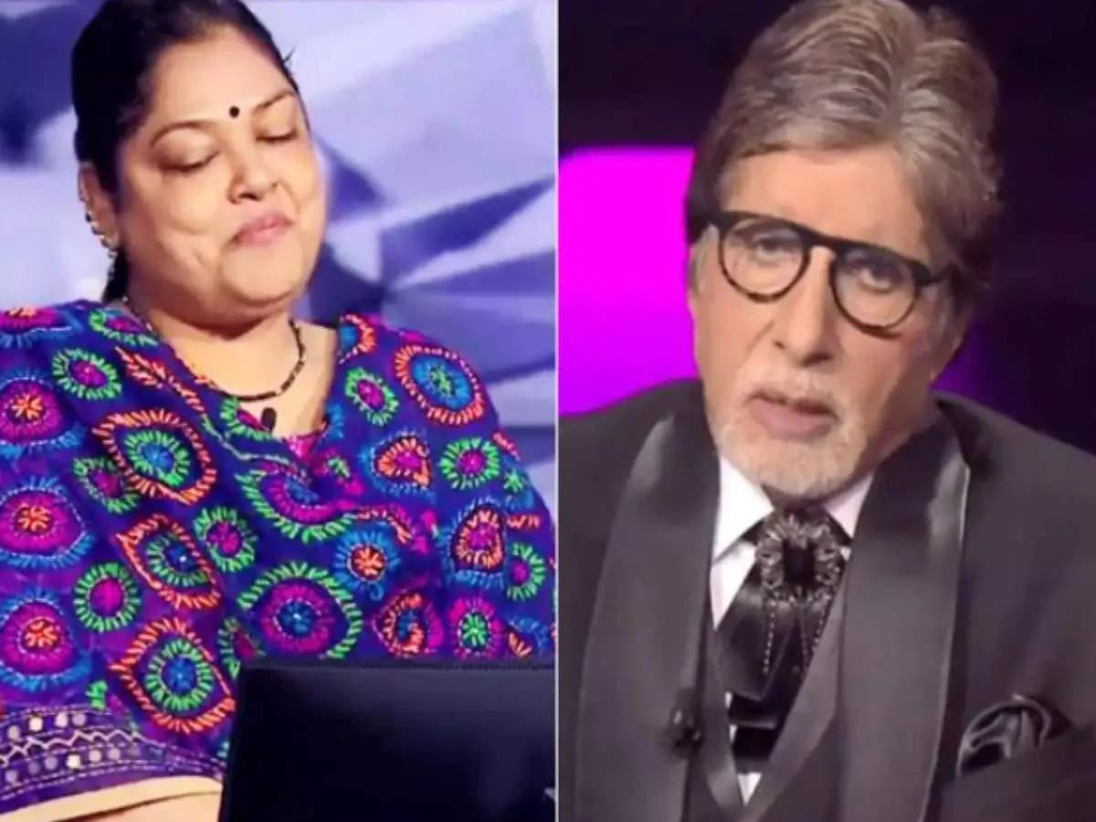 Kaun Banega Crorepati: KBC13 Swati Srilekha failed to answer the question related to Ramayana