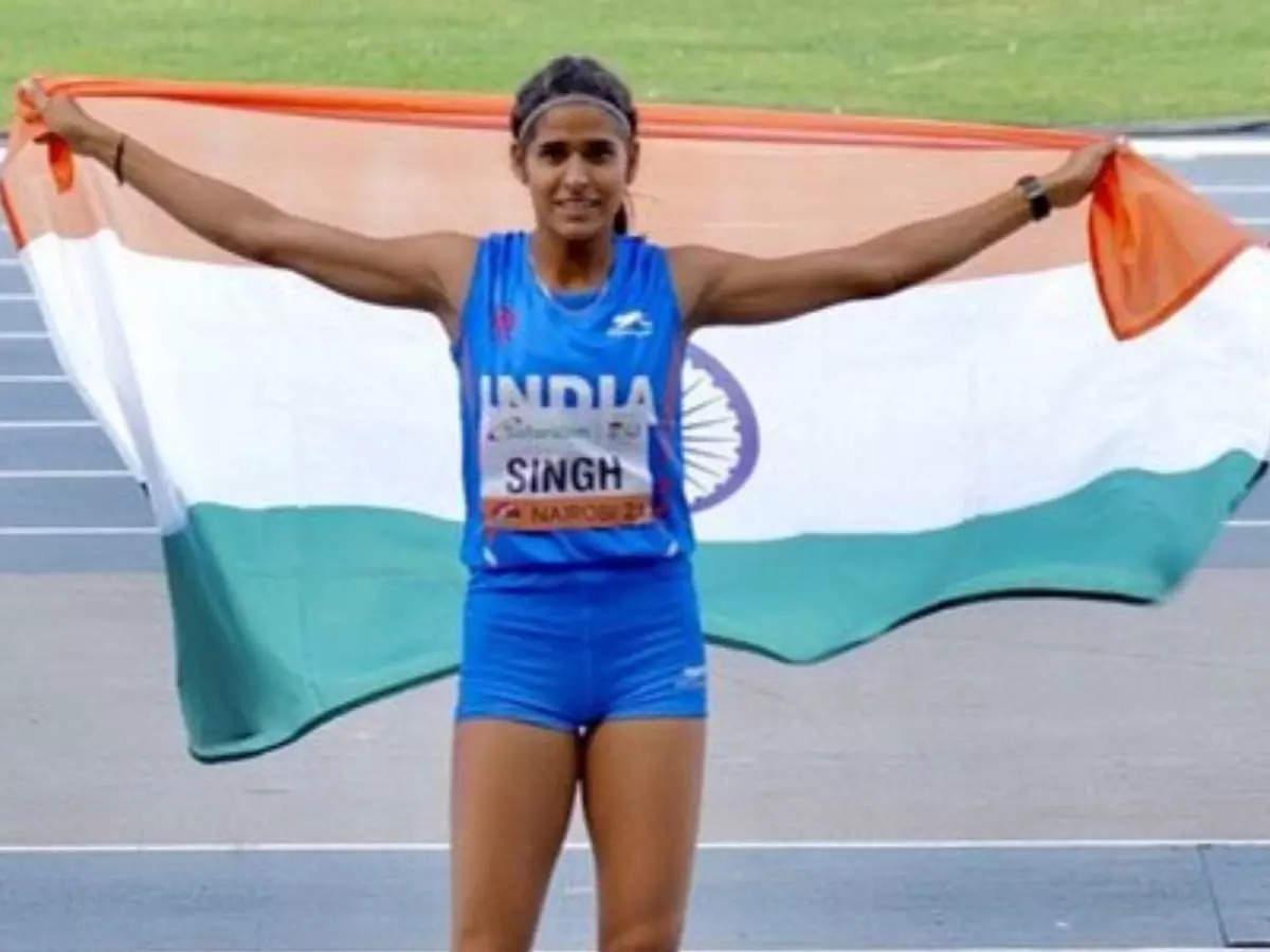 Shaili Singh Dance Video: Watch Silver Medalist Long Jumper Shaili Singh Dance on Punjabi Song at Sai Center in Bangalore …