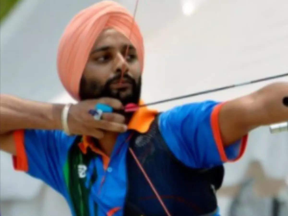 Harvinder Singh wins bronze: Harvinder Singh wins bronze: Harvinder Singh becomes the first Indian archer to win a Paralympic medal