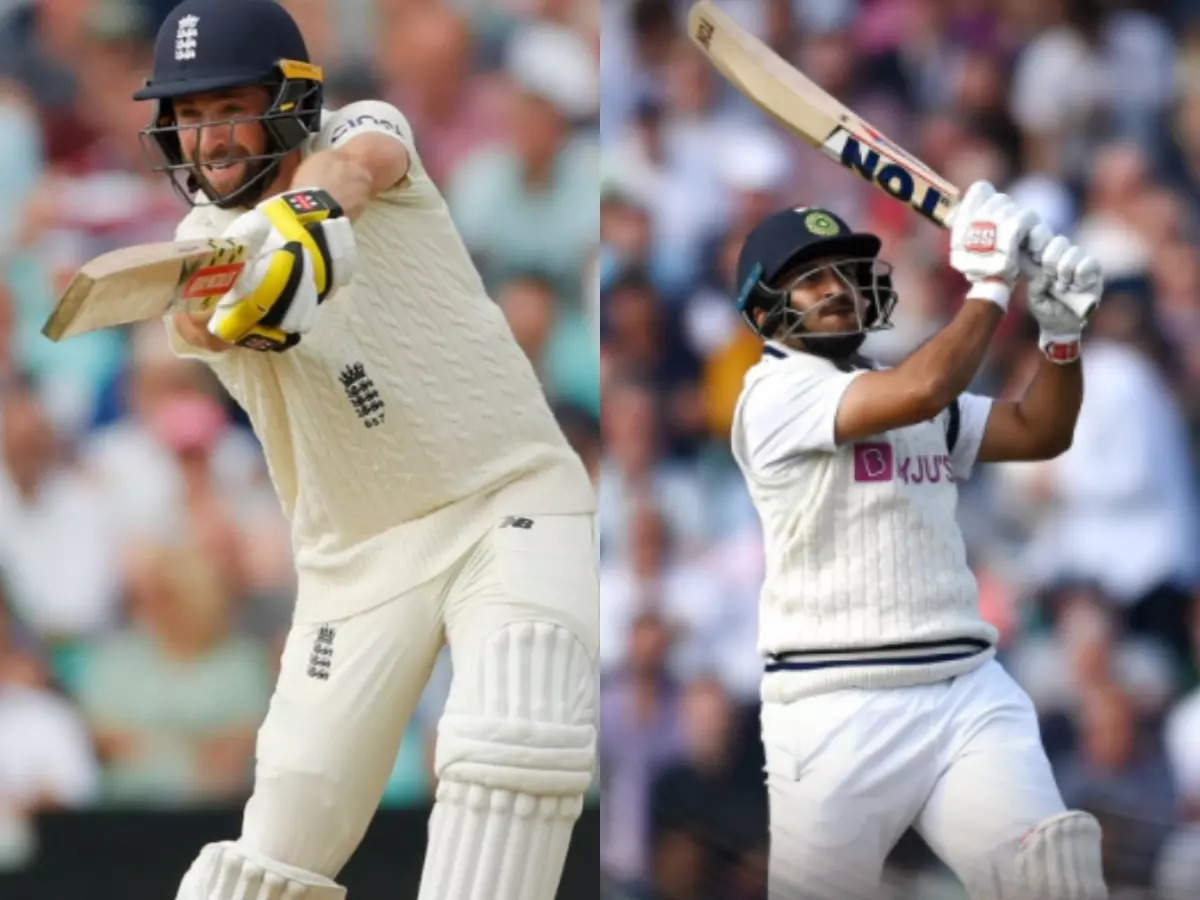 Chris Vokes Fifty: IND v ENG Fourth Test: What Shardul did for India, Chris Vokes did for England – All-rounder Chris Vokes batted fearlessly like Shardul Thakur.