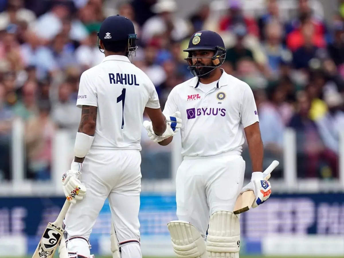 ind v eng 4th test: eng vs eng Highlights: England lead 99 runs in first innings, Rohit-Rahul got off to a good start in second innings-ind vs eng 4th Test Day 2 Highlights: England lead 99 runs, Rohit Sharma-Rahul Rahul solid Lets start