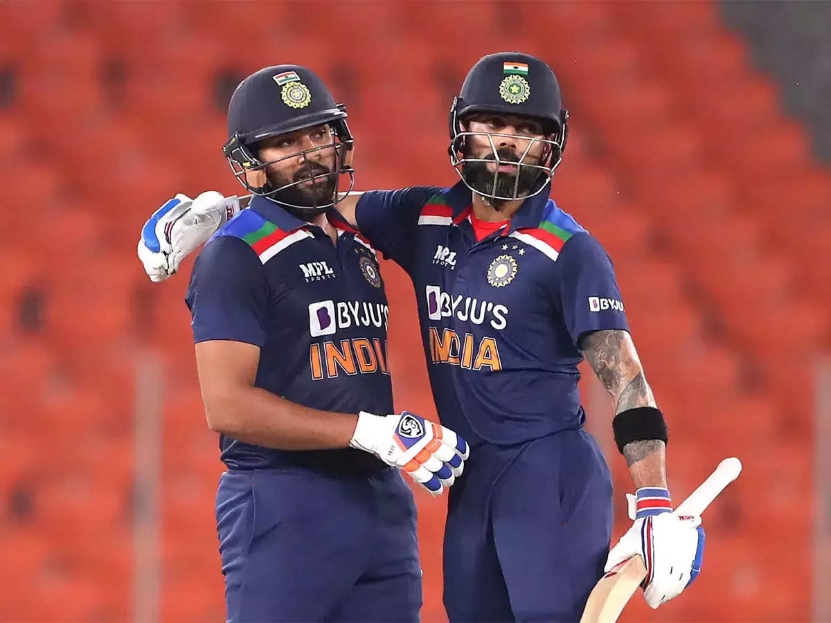 Relationship between Virat Kohli and Rohit Sharma: Ravi Shastri opened up about the relationship between Virat Kohli and Rohit Sharma;  Relationship between Virat Kohli and Rohit Sharma;  Ravi Shastri on Virat and Rohit: What was going on between Rohit Sharma and Virat Kohli?  Shastri suppressed while speaking
