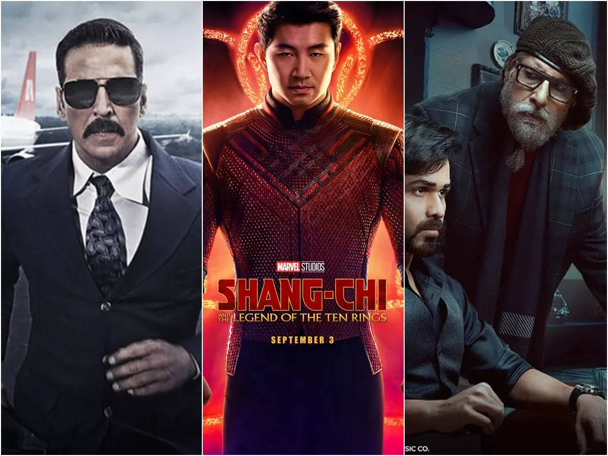 Bell Bottom Week Two Box Office Reports: Bell Bottom Week Two Box Office Reports, Chehre Week One Fast Loss, Ten Rings Earned In Shang Chi And The Earth And F9 Crore Shang Chi And In F9
