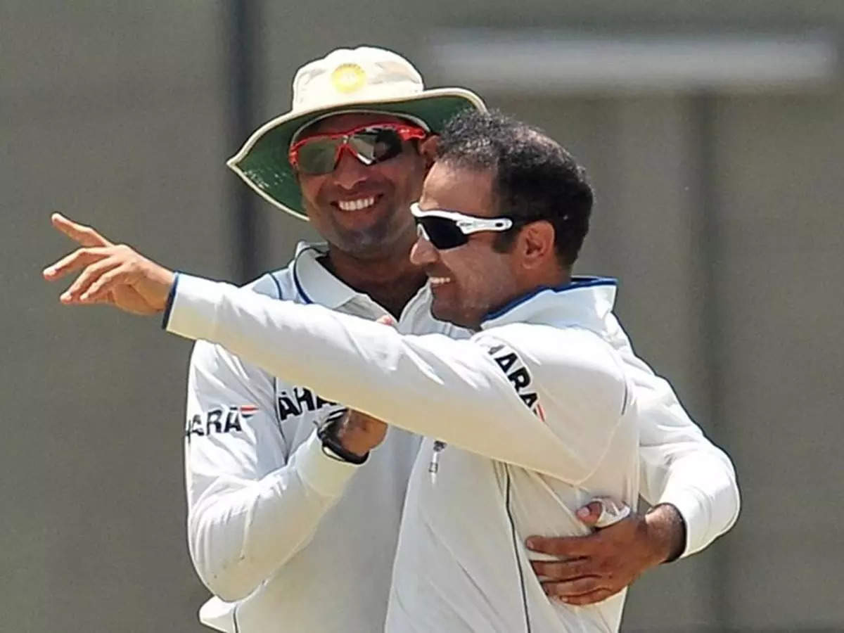 Virender Sehwag triple century: Why is Virender Sehwag called VVS Laxman in the middle of the night?