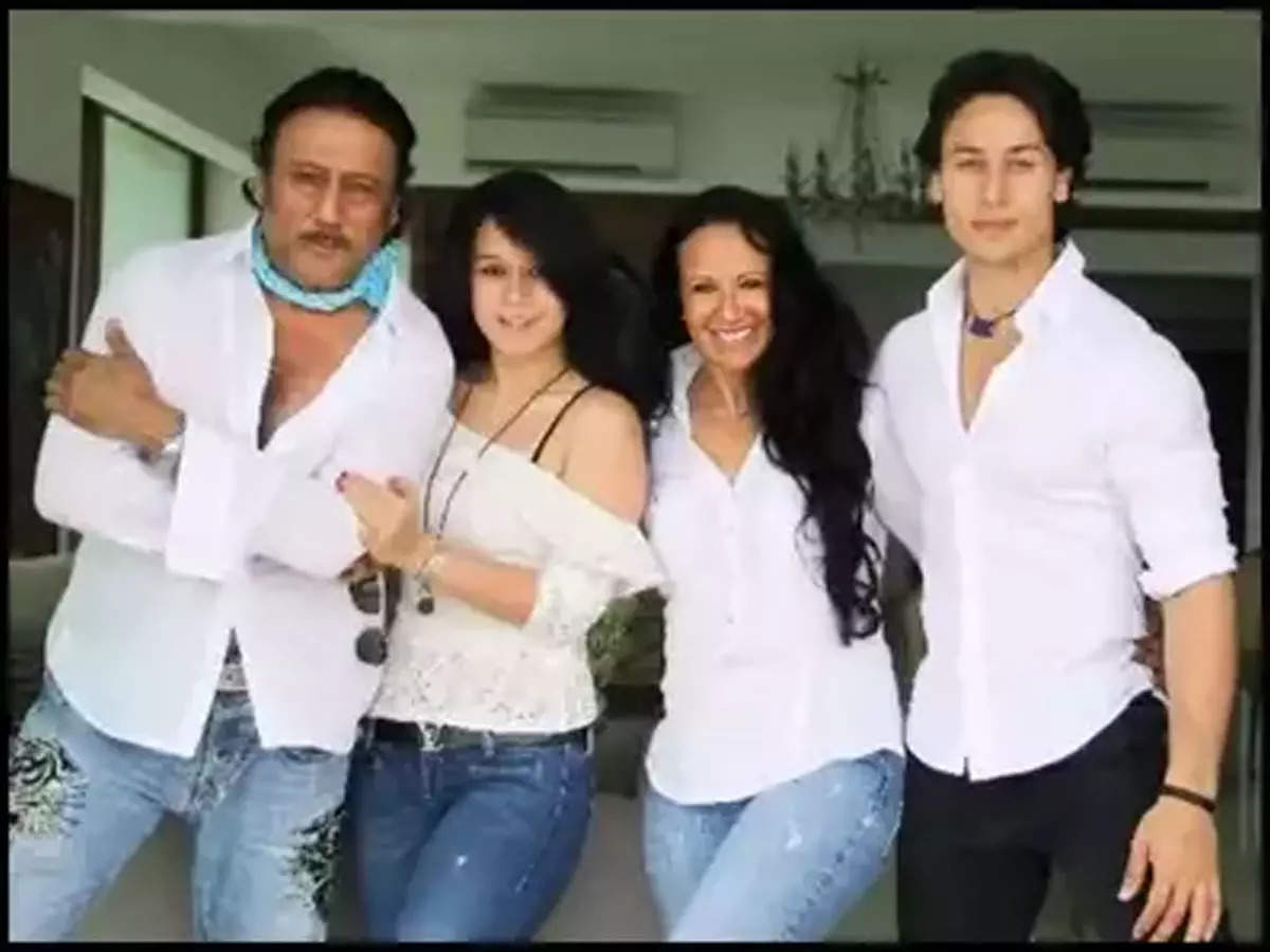 Tiger Shroff fulfilled his childhood dream, buying a luxurious house for his family