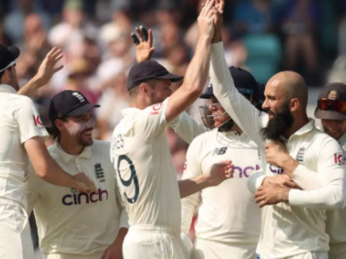 Watch the video Moin Ali became the third highest wicket-taker for England behind Virat Kohli, beating Jim Laker for the 6th time.