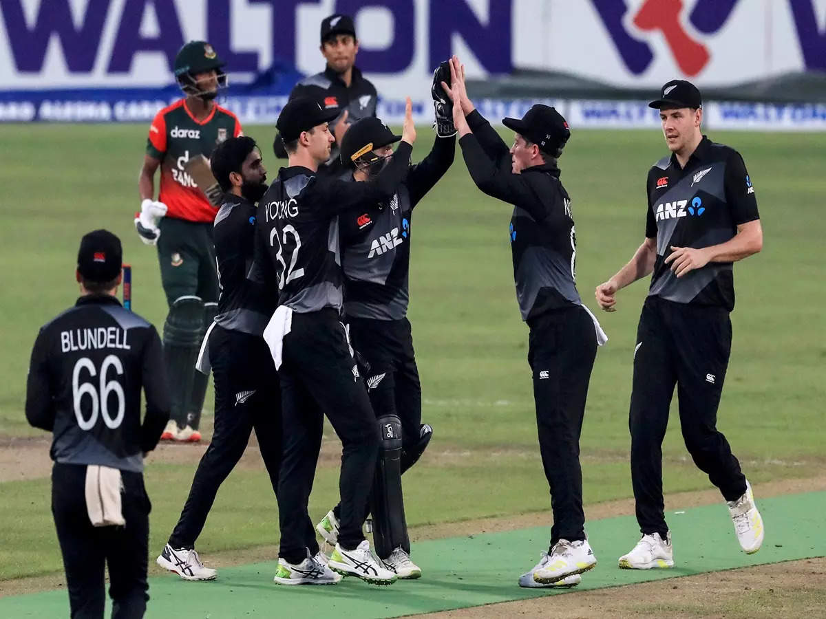 New Zealand v Bangladesh: New Zealand beat Bangladesh by 52 runs: BANvNZ: New Zealand come back from victory, fourth match of T20 series to be played on 8th