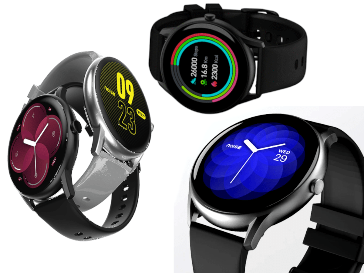 Smartwatch below Rs 3000: Smartwatch hobby will be completed!  Noisfit Core Launched in India at Affordable Price with Advanced Features – Noisefit Smart Smartwatch Launched in India at a Price Feat of Rs. 3000 Check and All Details