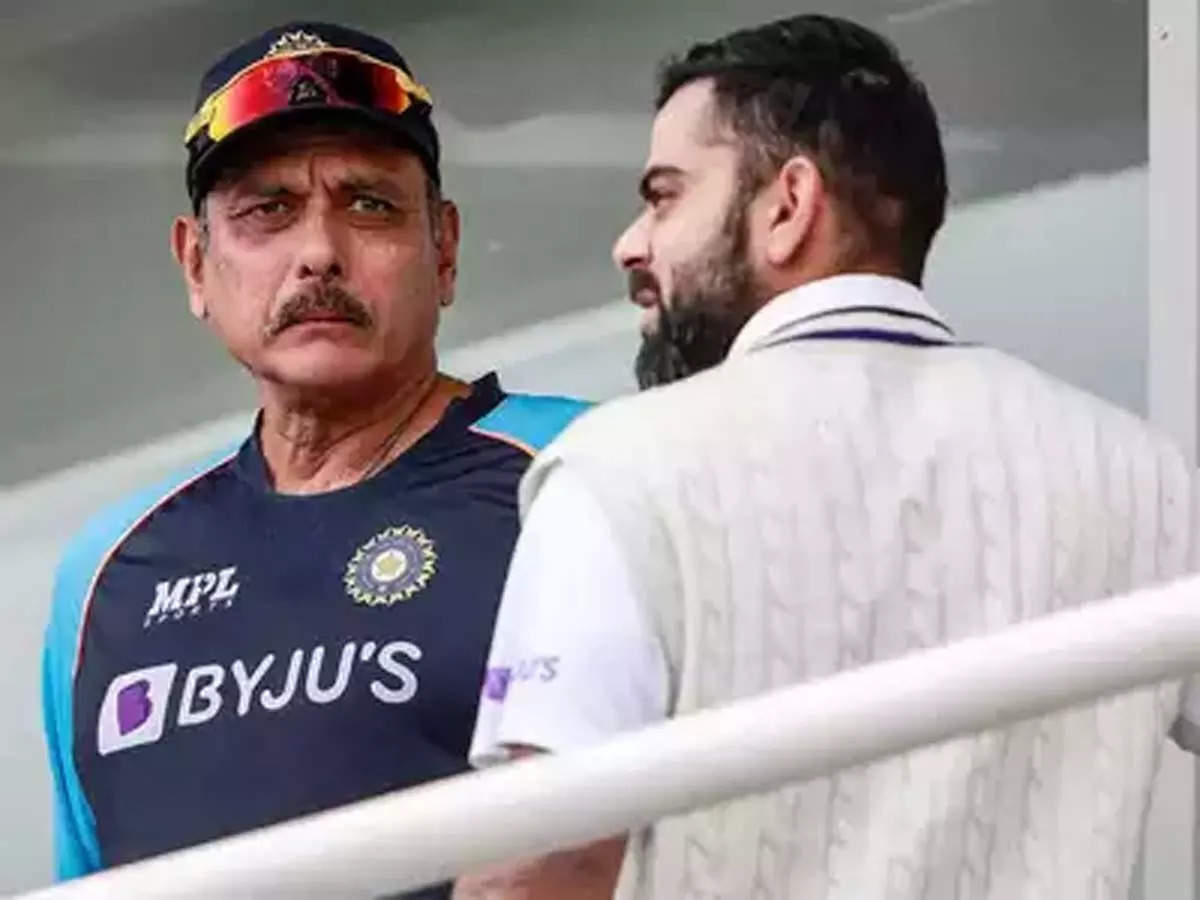 BCCI coach Ravi Shastri and skipper Virat Kohli are not happy about attending a public event in London