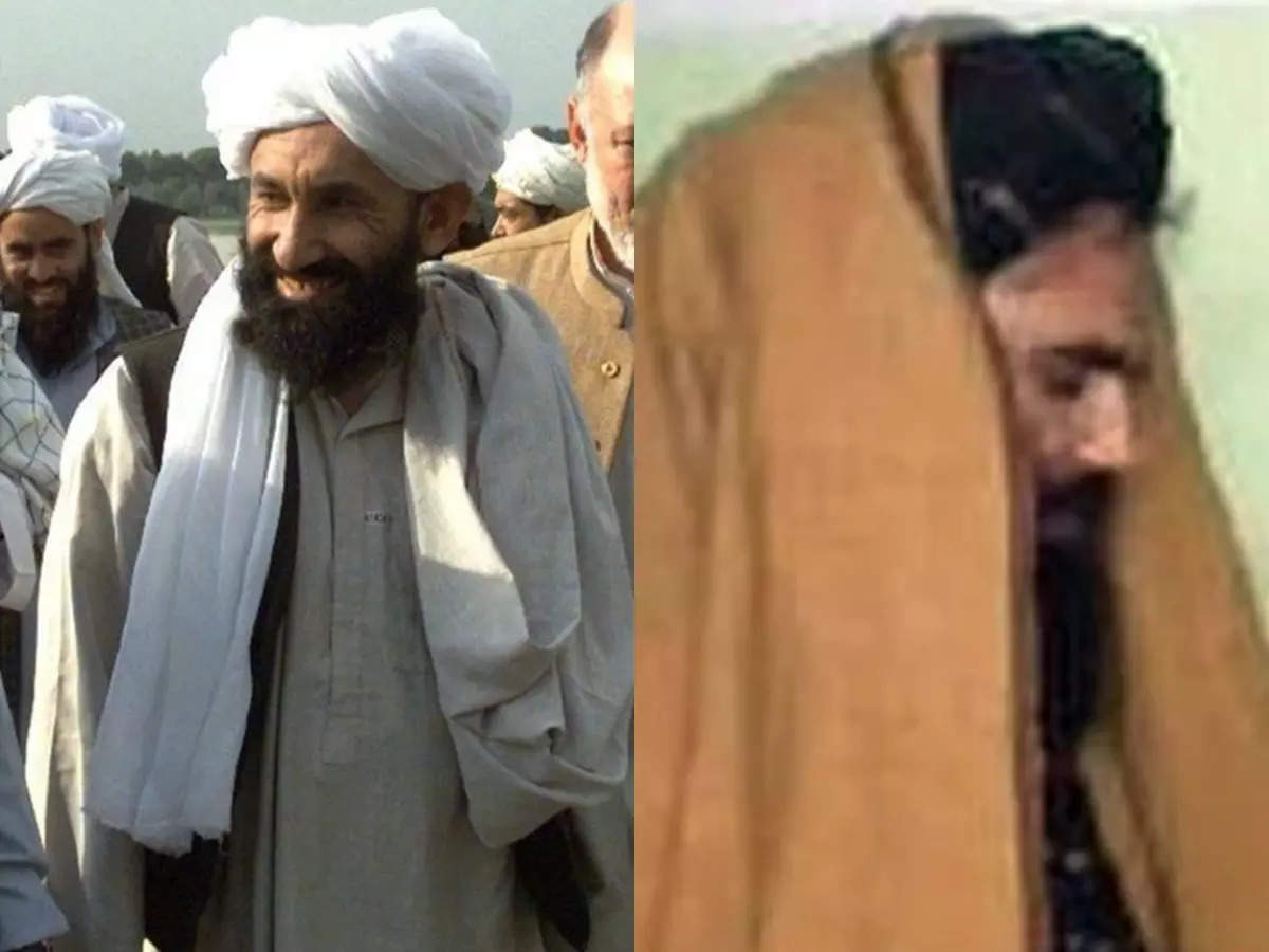 Mulla Hassan Akhund: Mulla Hassan Akhund, Sarajuddin Haqqani The Most Wanted Terrorist in the Taliban Government of Afghanistan