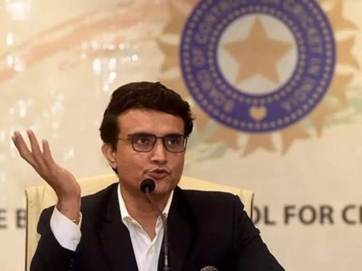 SURAV GANGULY BCCI CHIEF: BCCI chief Sourav Ganguly to meet ECB CEO Tom Harrison