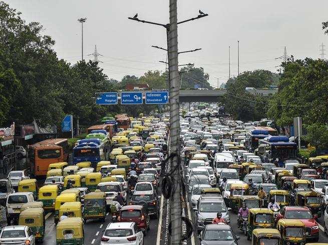 Delhi Traffic Pattern: New on Google Mobility Data: Delhi Traffic Pattern Changed: Delhi Traffic News Update