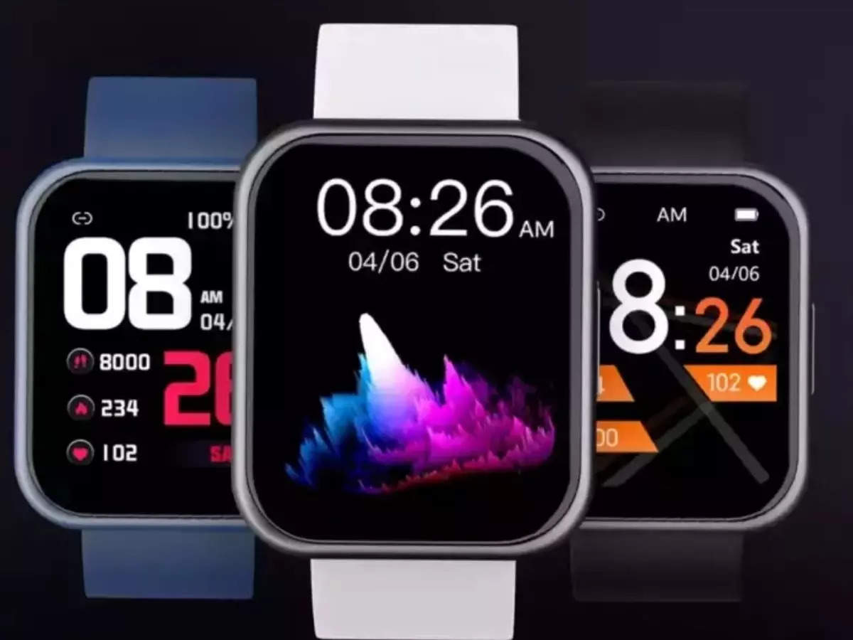 Indian brand dominates smartwatch market: Good news!  The smartwatch market is dominated by Indian brands, overtaking the giants to capture 70% of the market – in the second quarter of 2021, smartwatch shipments are three times leading the Indian market with 70% of the market.