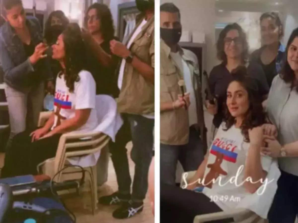 Naga Chaitanya Akkineni: Kareena Kapoor Khan is returning the Lal Singh Chadha set from today