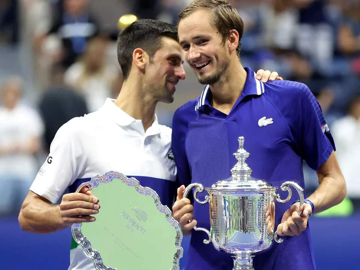 Novak Djokovic's dream of winning the 21st Grand Slam was shattered