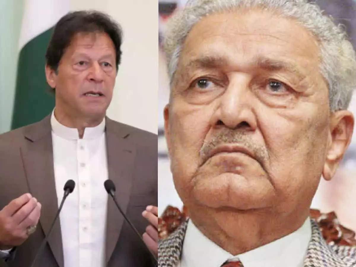 Abdul Qadir Khan on Imran Khan: Abdul Qadir Khan, father of Pakistan atomic bomb, disappointed on Imran Khan