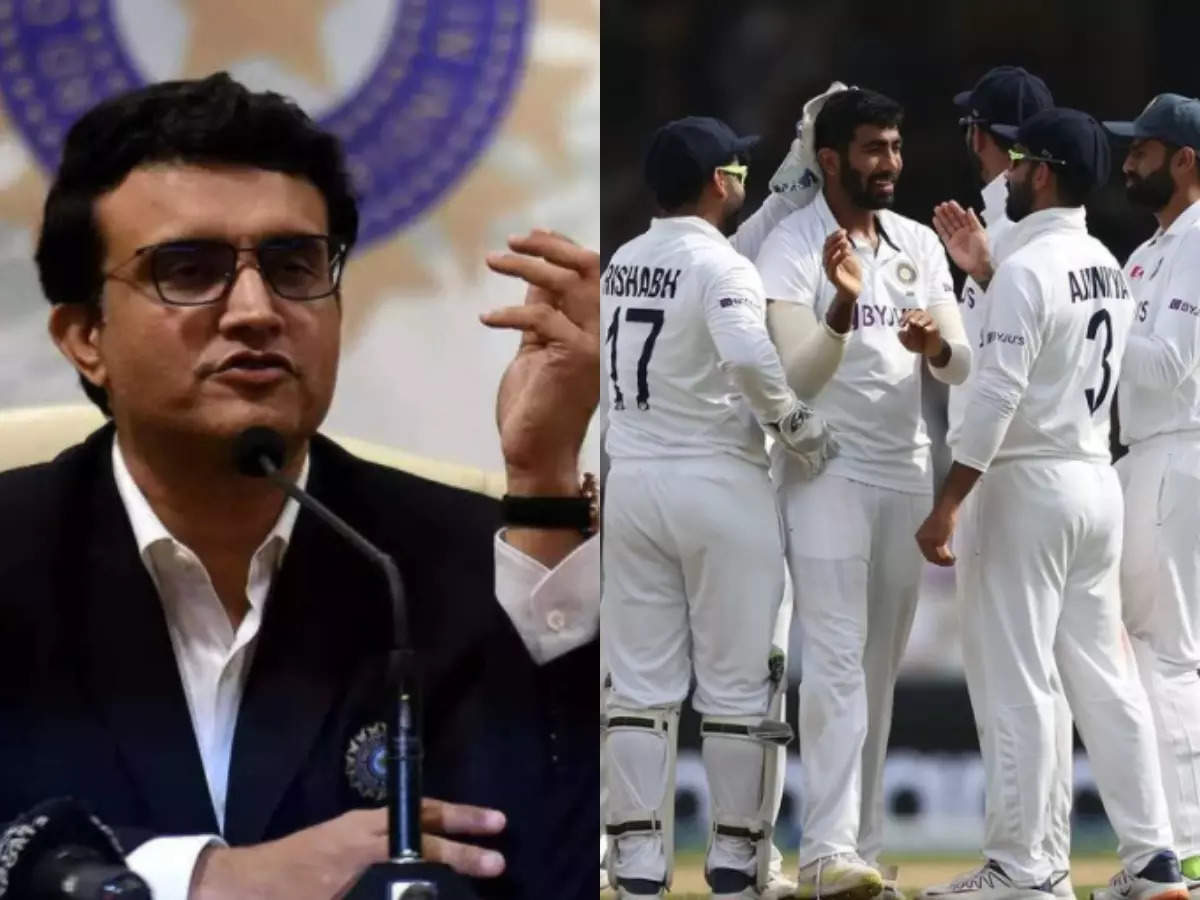 Sourav Ganguly at Manchester Test: Indian players refused to play Manchester Test but you can't blame them;  Sourav Ganguly: BCCI President Sourav Ganguly reveals – Indian players refuse to play