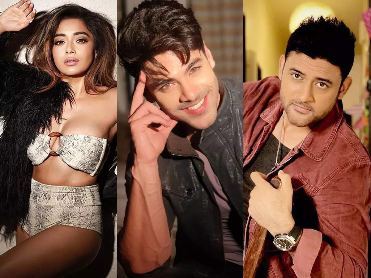 Star Simba Nagpal along with Tina Dutta to Manav Gohil and Rubina Dilek approached for Bigg Boss 15- Will these 4 Big Stars make an entry in 'Bigg Boss 15'?  Rekha and Salman Khan will give a strong dose in the forest
