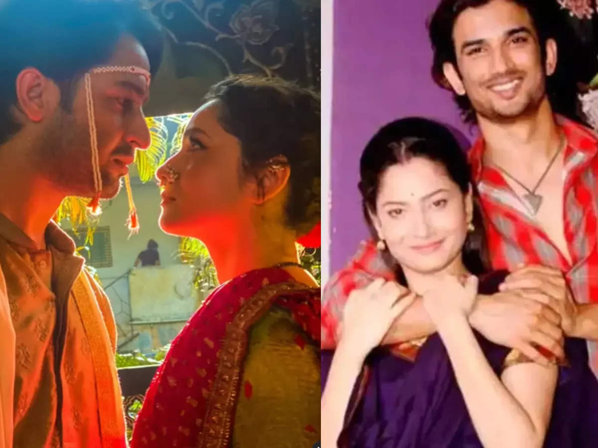 Interview with Ankita Lokhande: Interview with Ankita Lokhande about Ot Boldness and her character Archana in Sacred Relationship