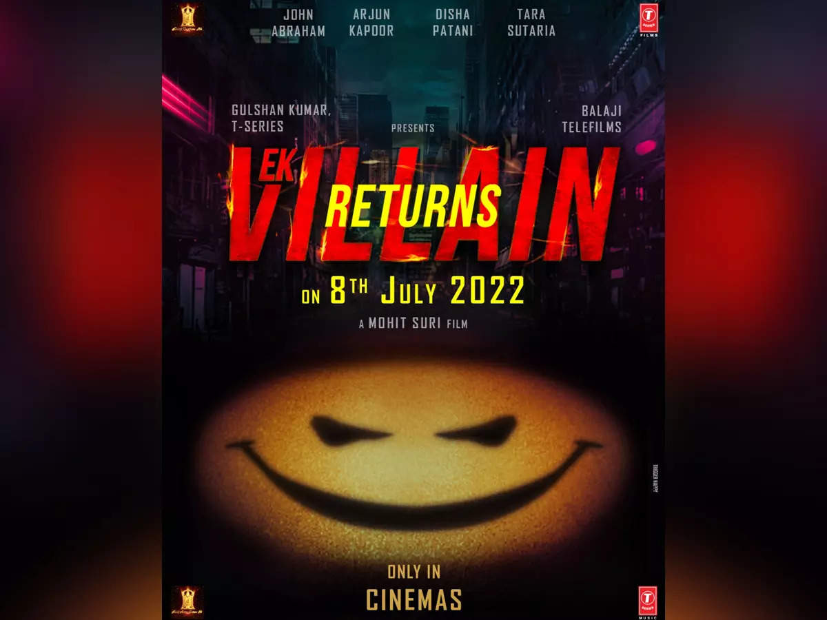 A villain is set to be released on Eid on July 8, 2022
