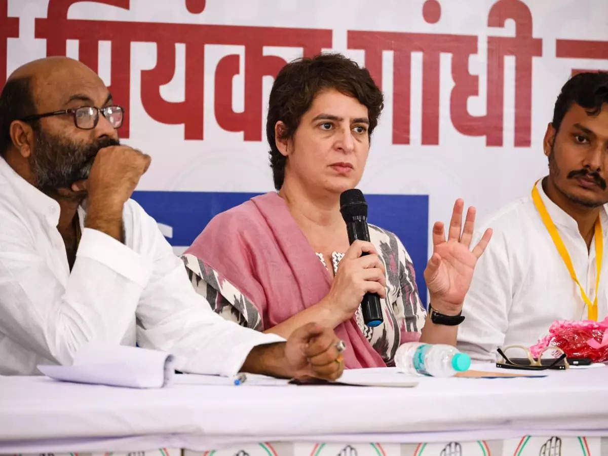 Congress Pledge Yatra in UP: Mission UP 2022: Congress Strategy and Plan for Uttar Pradesh Assembly Elections 2022: Priyanka Gandhi spent 5 days in Lucknow, what is the strategy of 'Mission UP'?