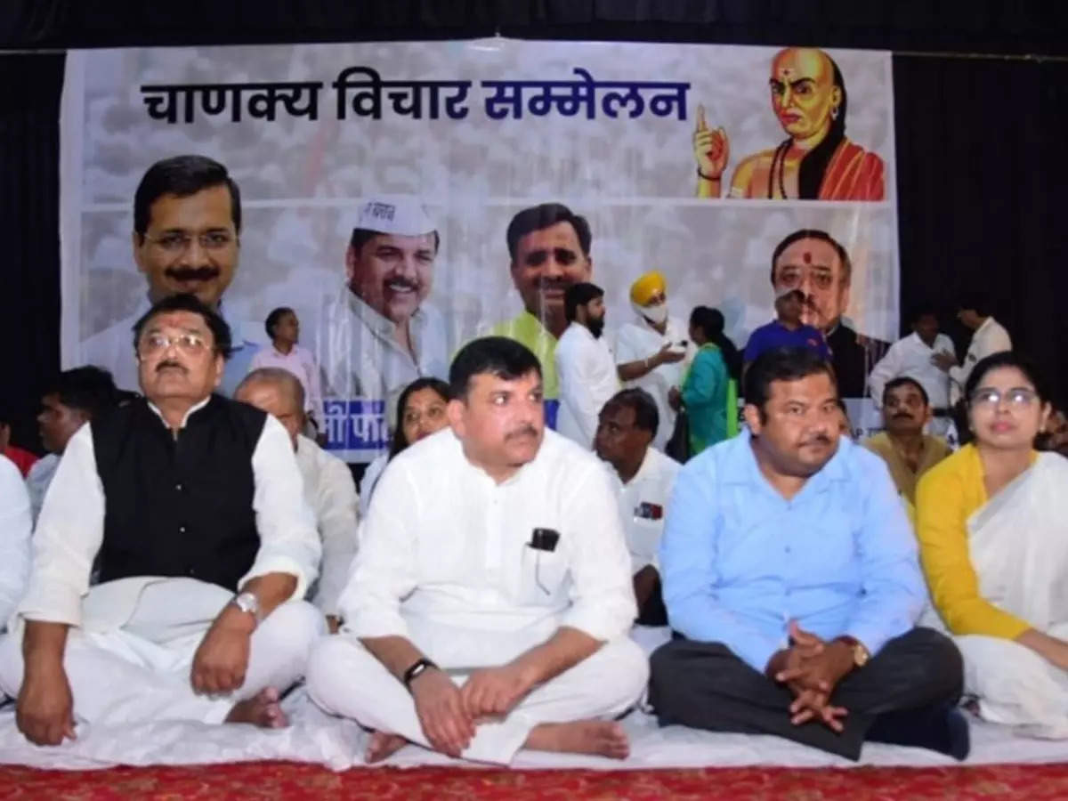 UP Assembly Election 2022: After BSP, BJP, AAP, now Brahmins are engaged in cultivating organized Chanakya Vichar Sammelan