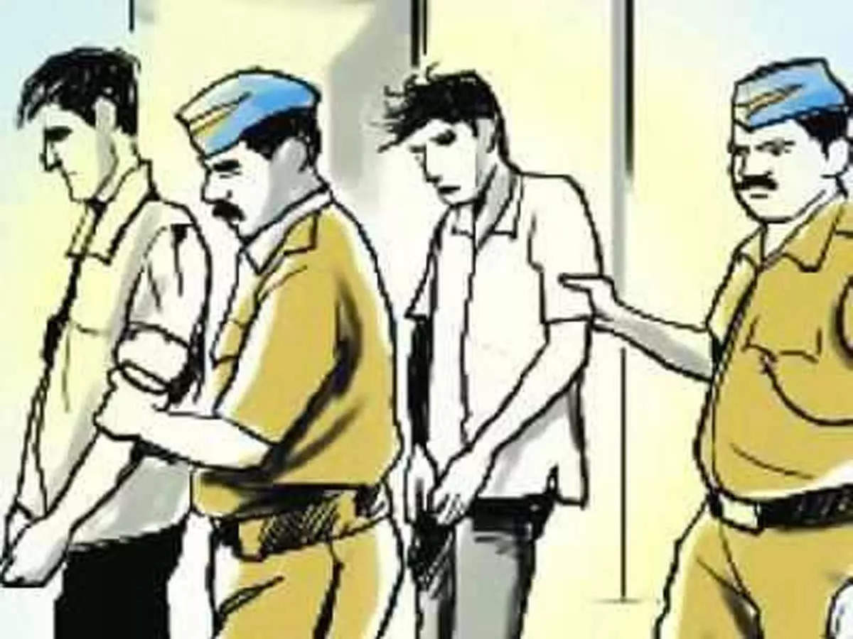 Young people preparing for government jobs caught in robbery: Show latest crime news in Delhi